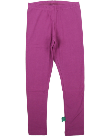 Fuchsia leggings fra Freds World